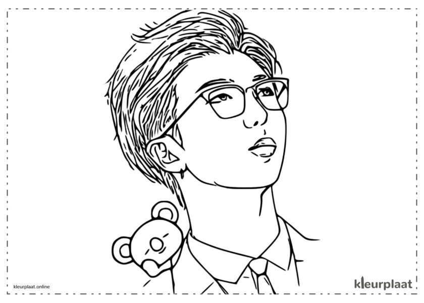 RM van BTS