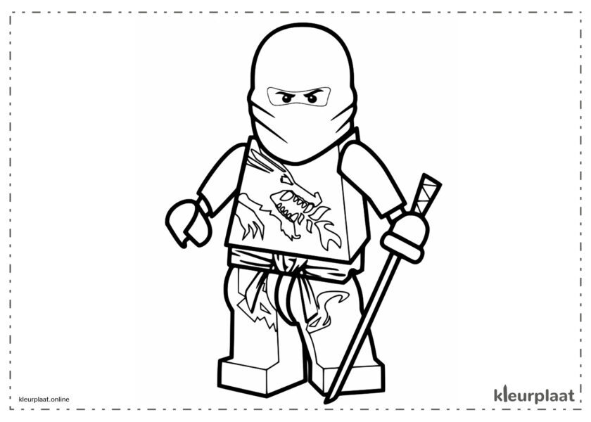 Kai van Ninjago