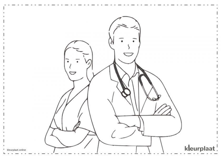 Artsen zijn helden