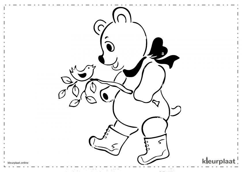 Vriendelijke beer