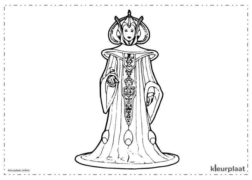 Koningin Padmé Amidala