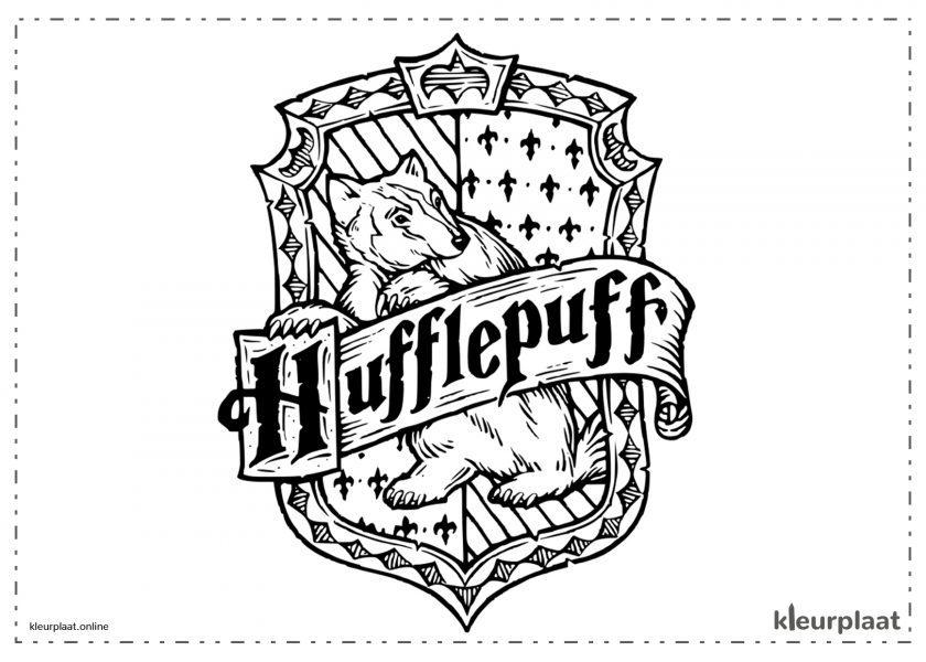 Hufflepuff familiewapen
