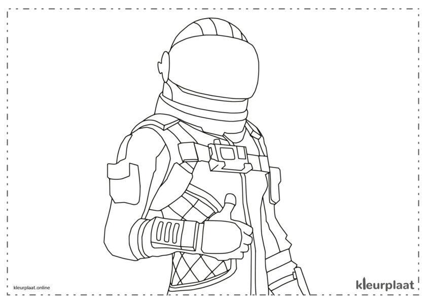 Giftige soldaat