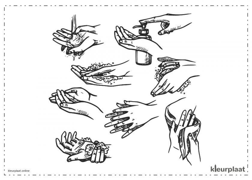 Als een handarbeider