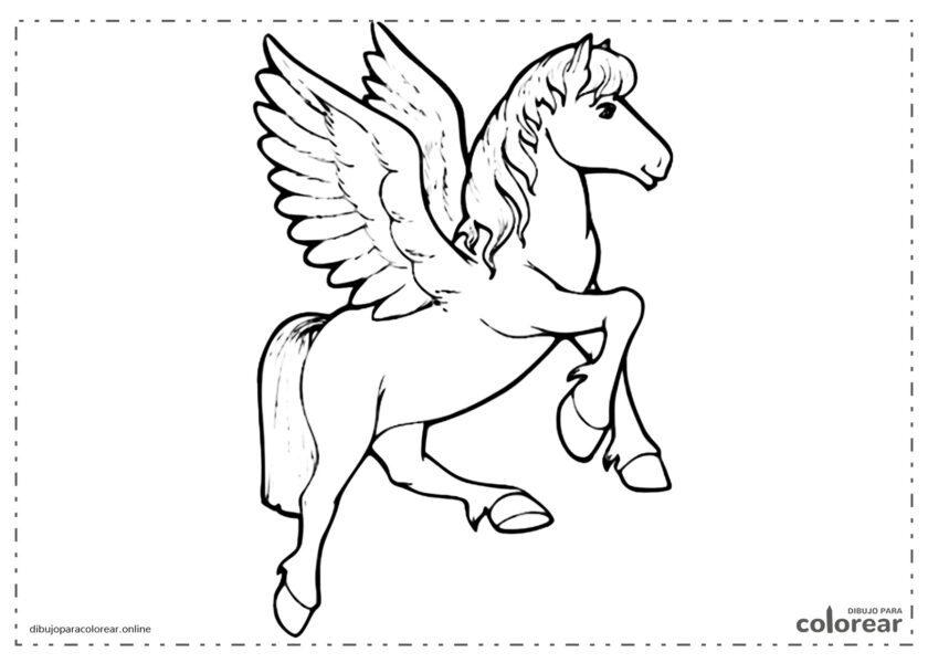 Pegaso, gevleugeld paard